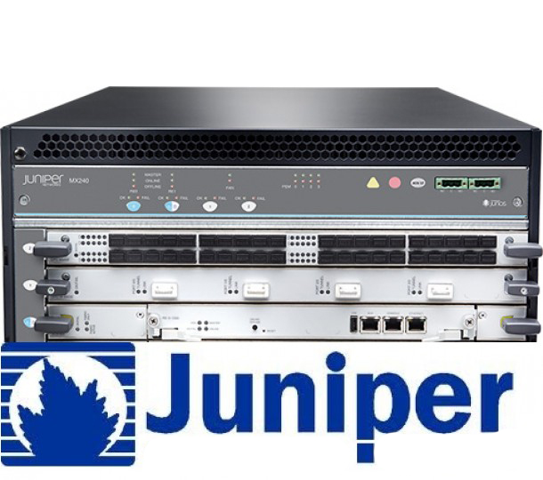 Шассимаршрутизатора Juniper CHAS-BP3-MX240-S